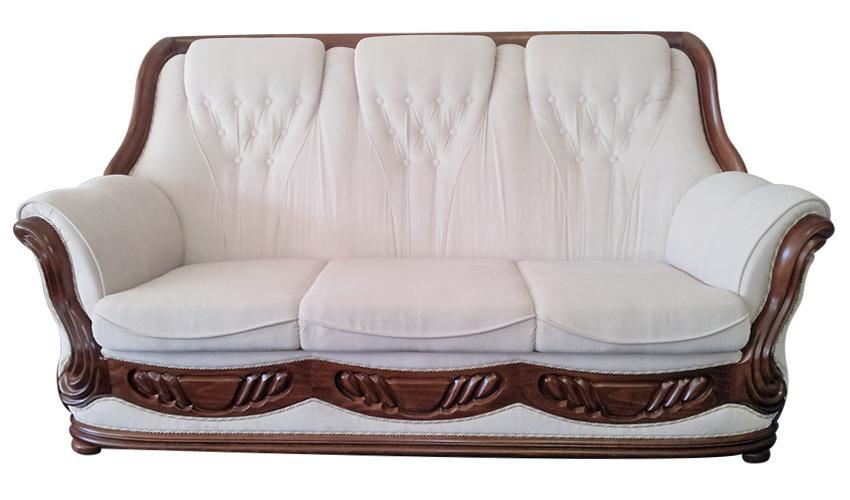 Rustikálna sedačka s 2 kreslami  - Obrázok č. 1