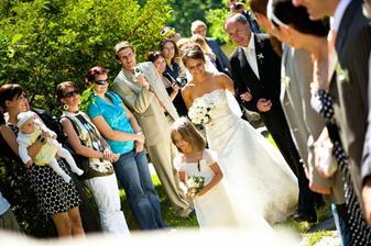 ... a nakonec i nevěsta :-)