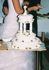 svadobna torta - vyborna