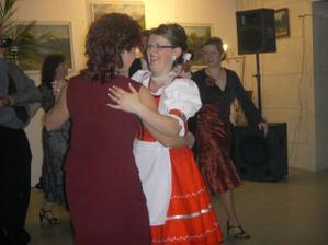 redovy tanec s krsnou