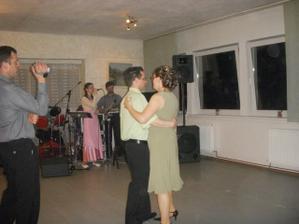 po pol noci, solovy tanec