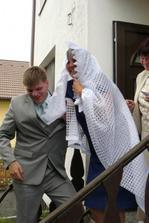 falešná nevěsta se ženichovi moc nelíbila...