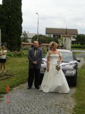 poslední vchází nevěsta