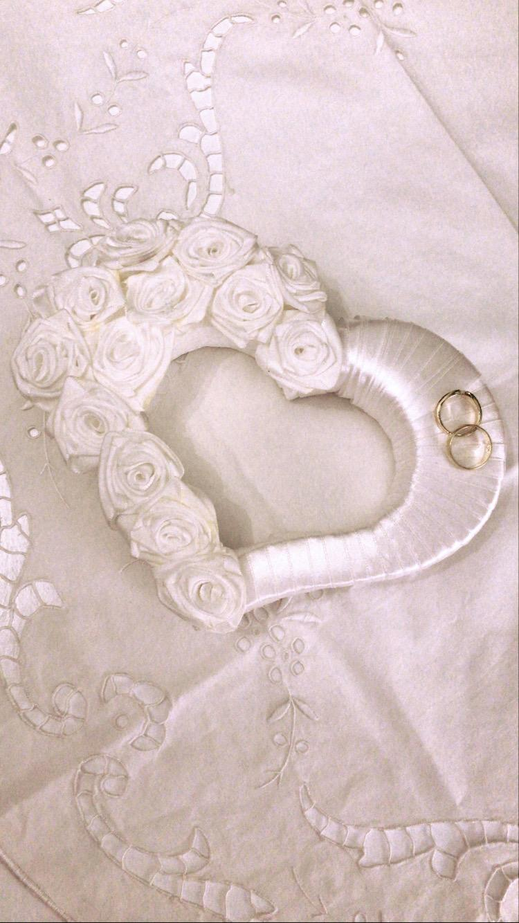 Ozdoba srdečná dvere-fotenie - Obrázok č. 1