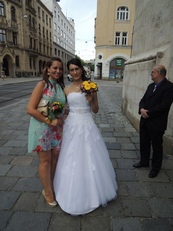 I brýlaté nevěsty můžou... - Obrázek č. 1