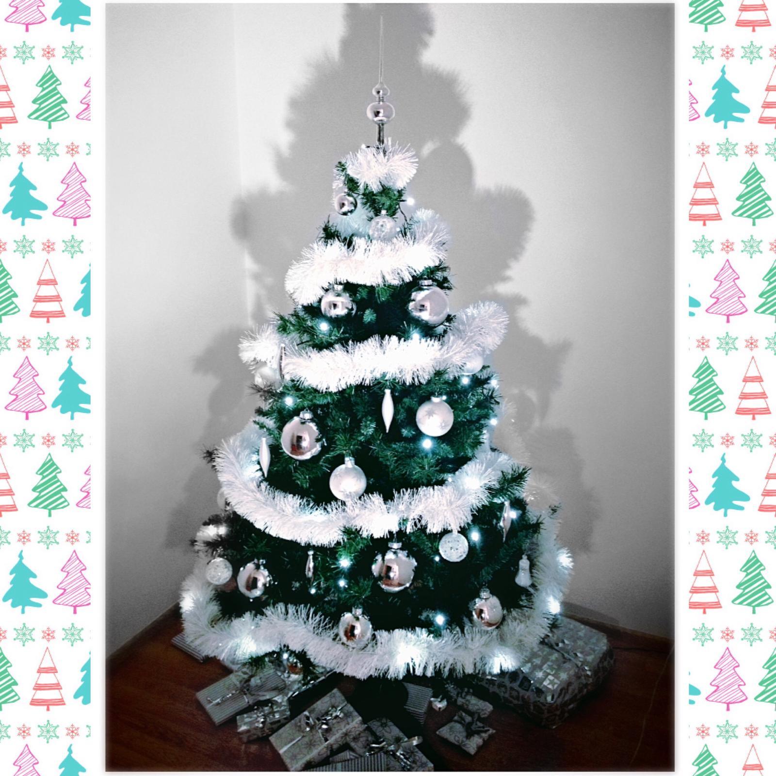 Krásné Vánoce všem střechačkám a střecháčům, nadále mnoho sil a trpělivosti se stavením domečků a rekonstrukcí bytečků ! :-) - Obrázek č. 1