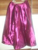 Bordová sukňa , 42