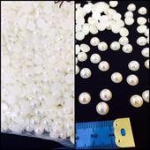 perleťové perličky,