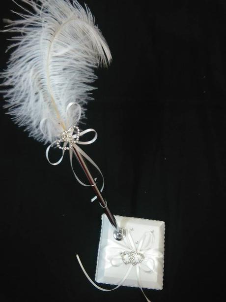 Svadobné pero - Obrázek č. 1