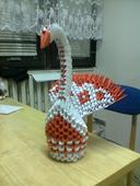 Papírové labutě,