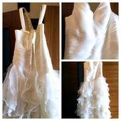 Svadobné šaty Plus size, 48