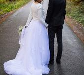 svadobné šatičky, 36