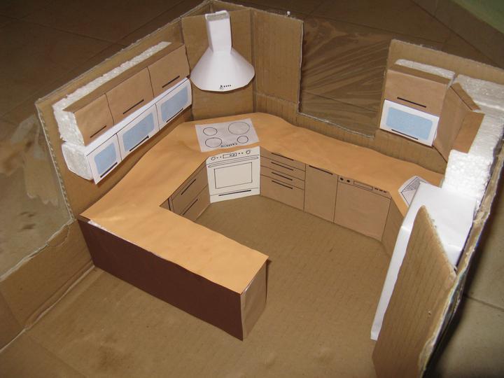 Budoucí kuchyně, aneb jak by to mohlo vypadat - Obrázek č. 1