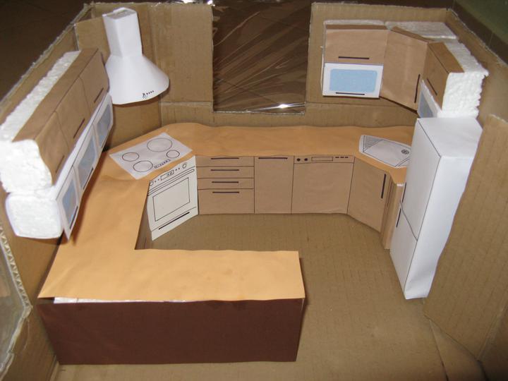 Budoucí kuchyně, aneb jak by to mohlo vypadat - Obrázek č. 3