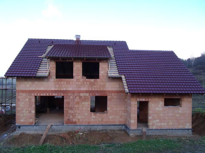 Přízemí+podkroví+střecha - Obrázek č. 33