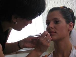 """Kosmetička mě """"dodělává"""" :)"""