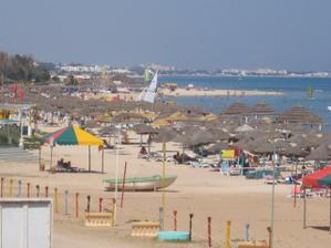 Naše svatební cesta - Tunis. Jeli jsme hned 19.6.