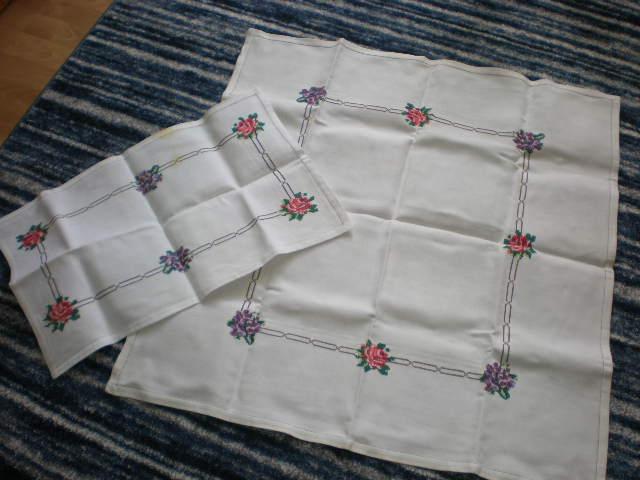 dva obrúsky ruža - Obrázok č. 1