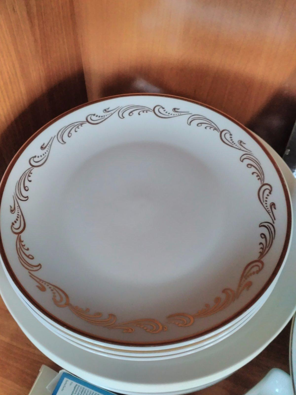 6 dezertných tanierikov - Obrázok č. 1
