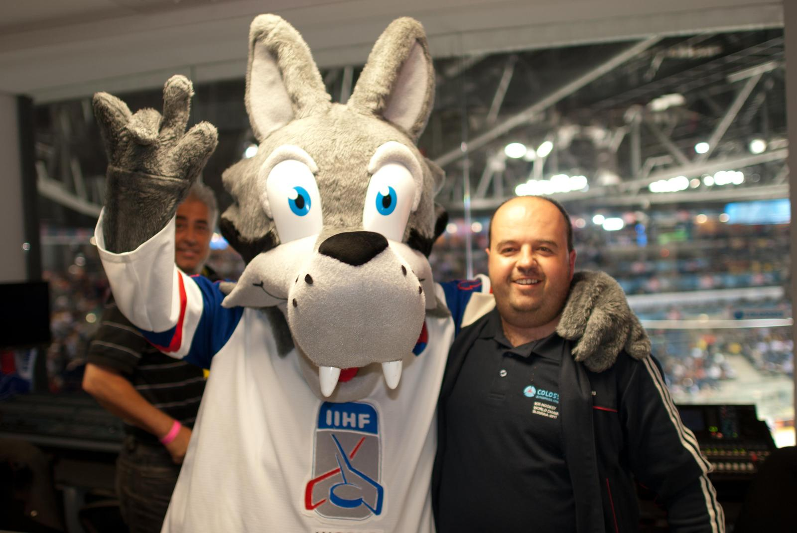 martinleo - MS v hokeji 2011 Bratislava -DJ