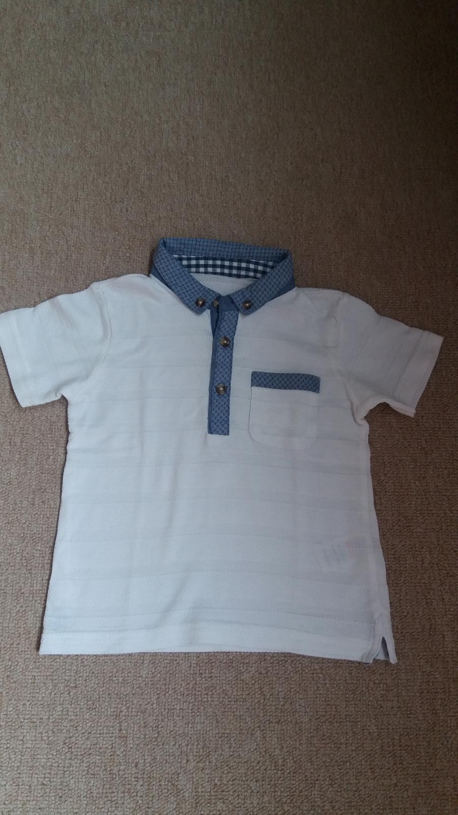 Triko s límečkem zn.George vel.86 - Obrázek č. 1