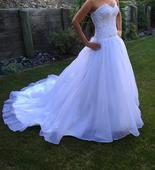 Svatební šaty Essense of Australia v.36-38  , 38