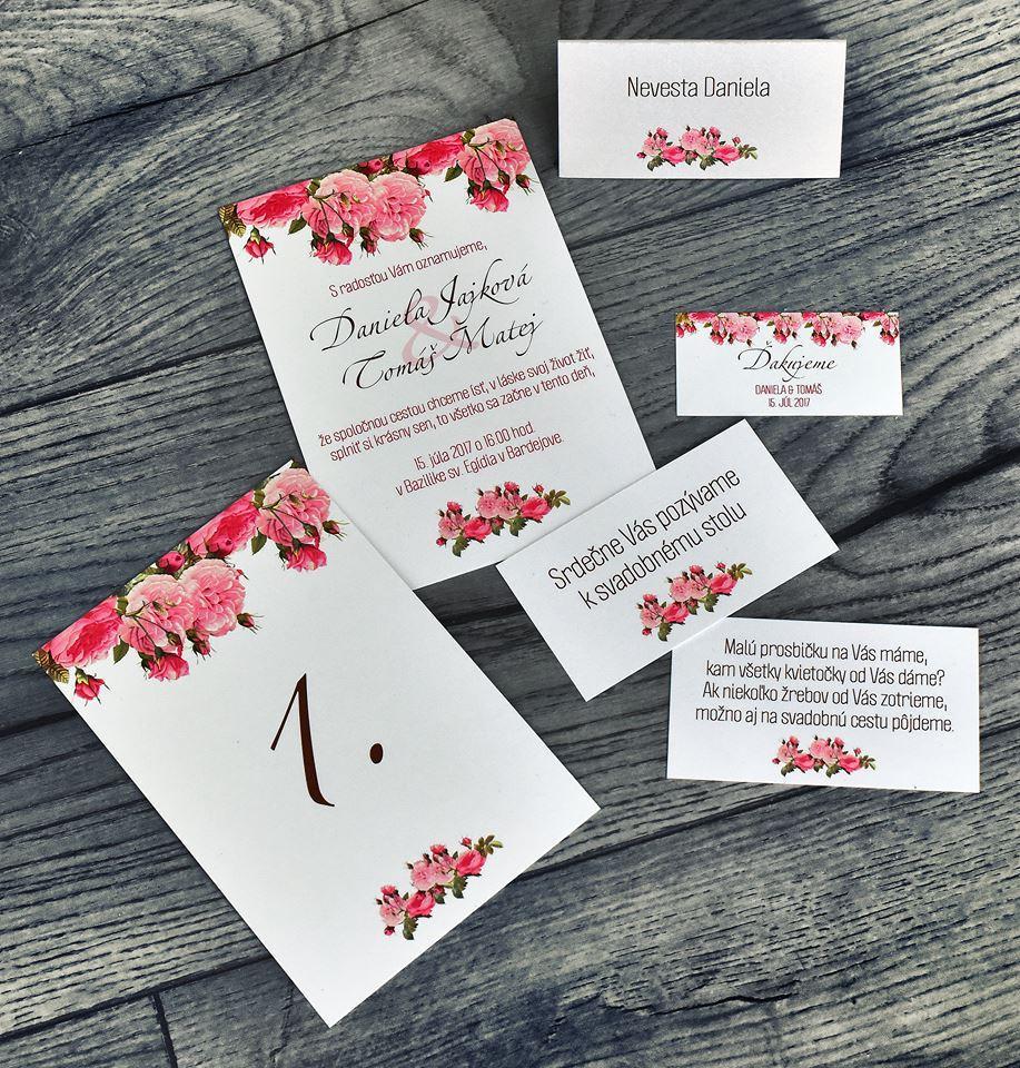 Pomaličky sa blížime k cieľu nášho začiatku :) - Naše oznámenia, pozvania k stolu, nálepky na svadobné medíky a číslovanie stolov :)