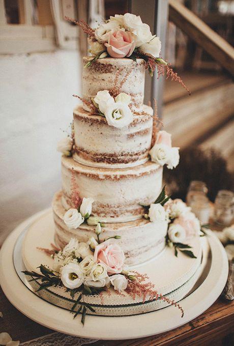 Pomaličky sa blížime k cieľu nášho začiatku :) - Predstava svadobnej torty :)