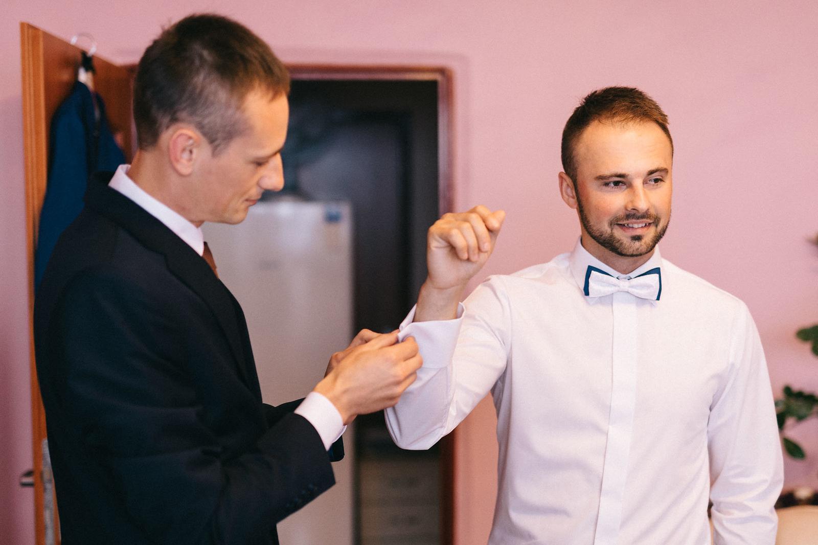 Daniela {{_AND_}}Tomáš - Môj ženích v príprave :)