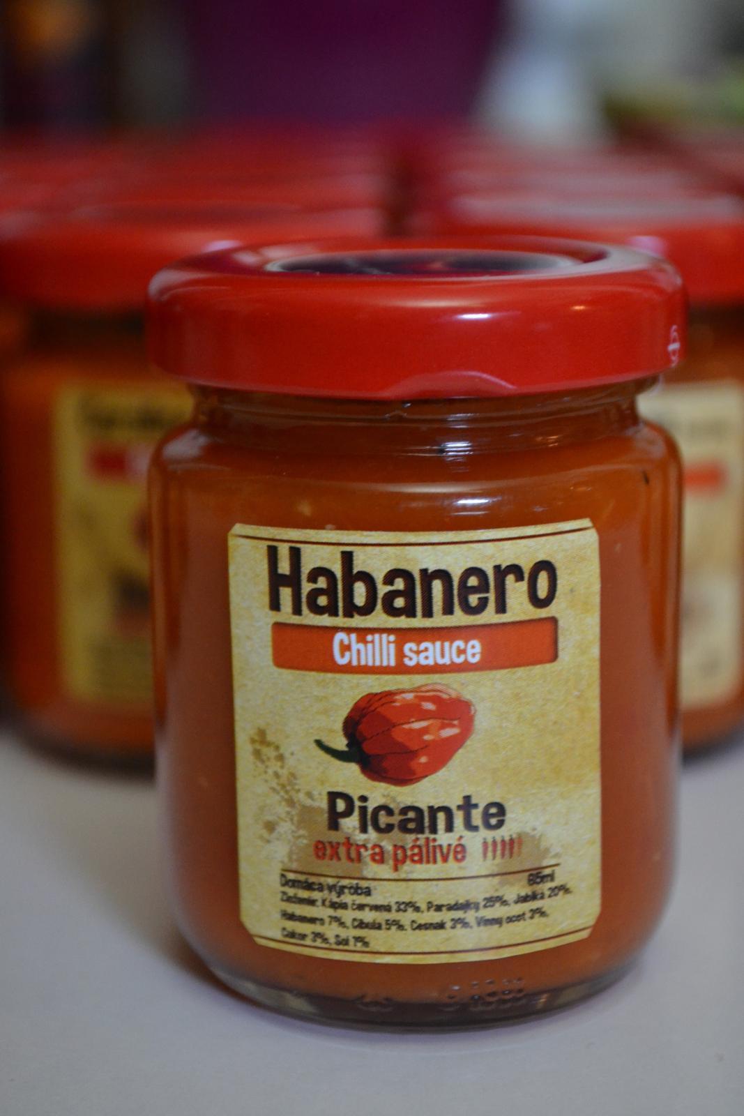 Domáce chilli omáčky Habanero, Moruga a Carolina Reaper - Obrázok č. 2