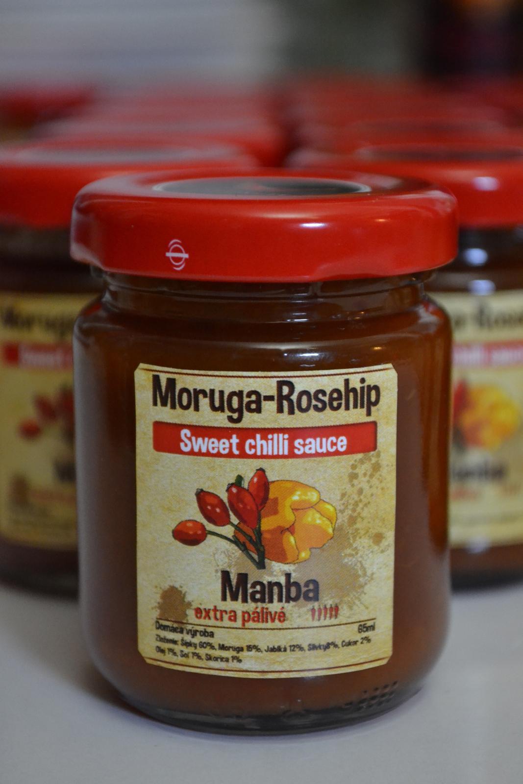 Domáce chilli omáčky Habanero, Moruga a Carolina Reaper - Obrázok č. 4