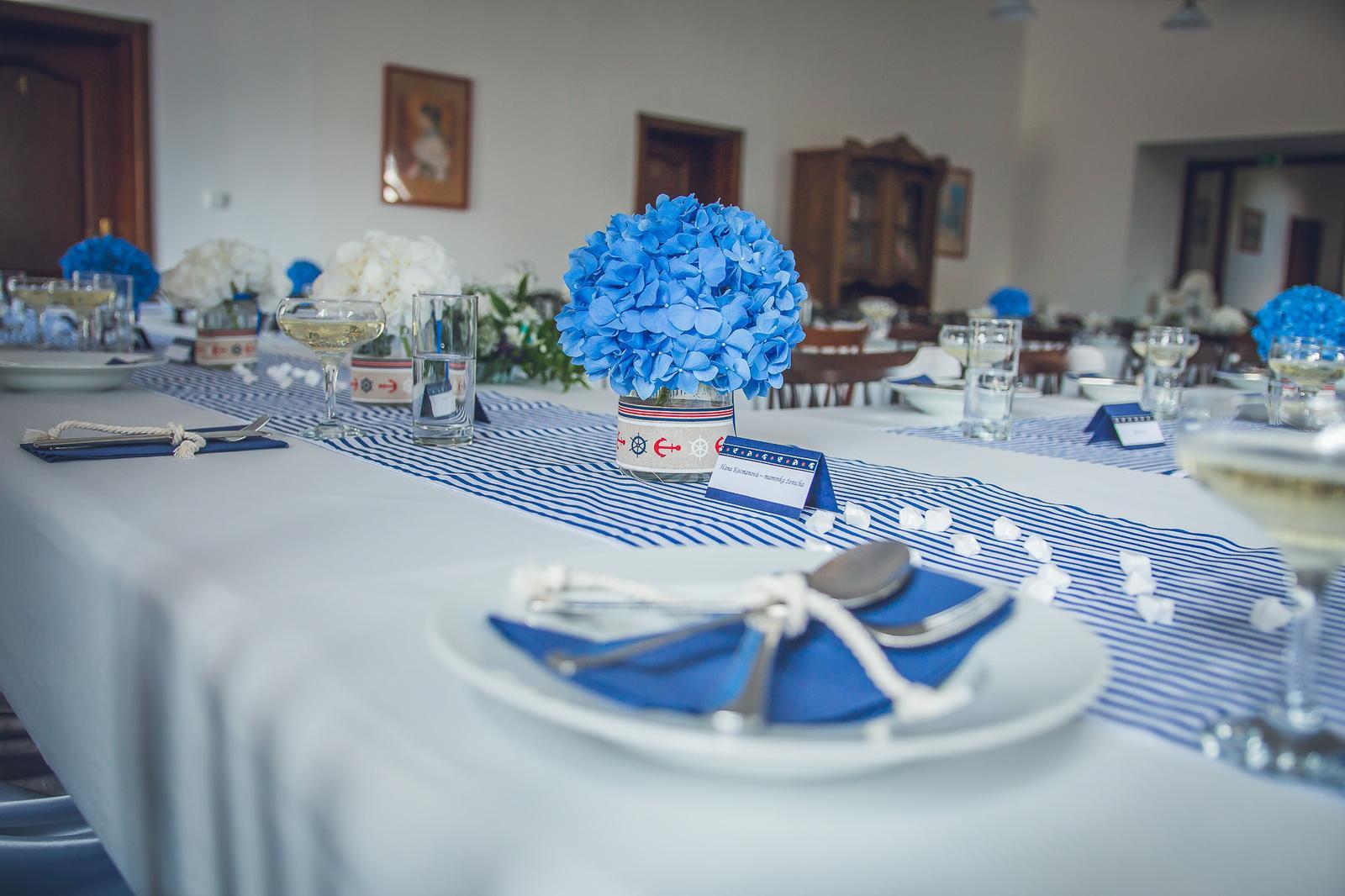 Námořnická svatba - Obrázek č. 1
