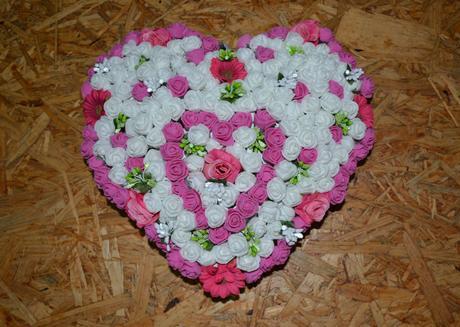 Srdce - 30cm - Obrázok č. 1