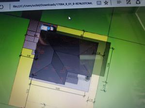 Projekt vybratý, architektom upravený a po 3och mesiacoch schválený na StÚ v LV ...