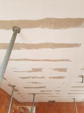 Špachtlujeme stropy ;)