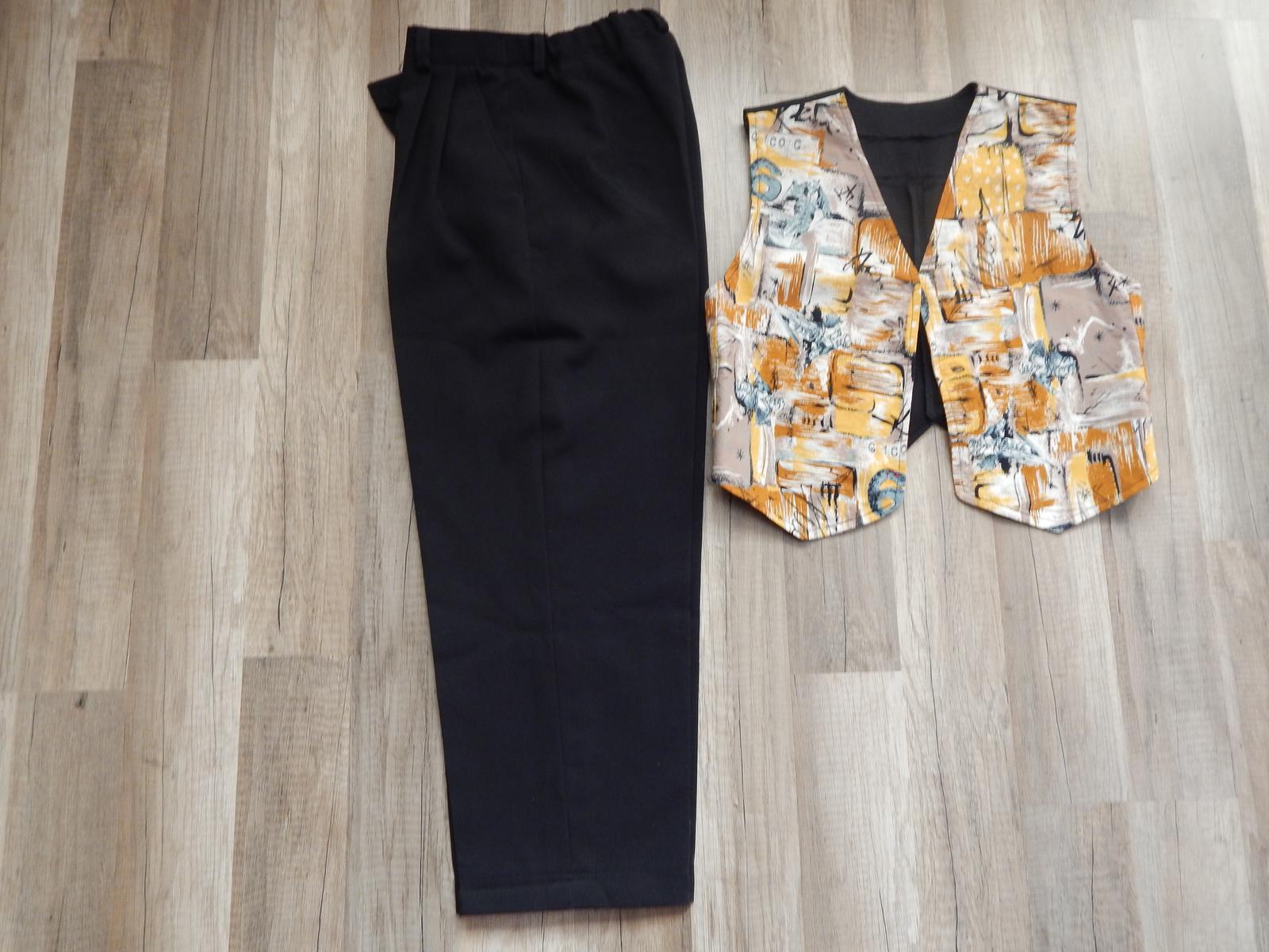 vesta+nohavice - Obrázok č. 1