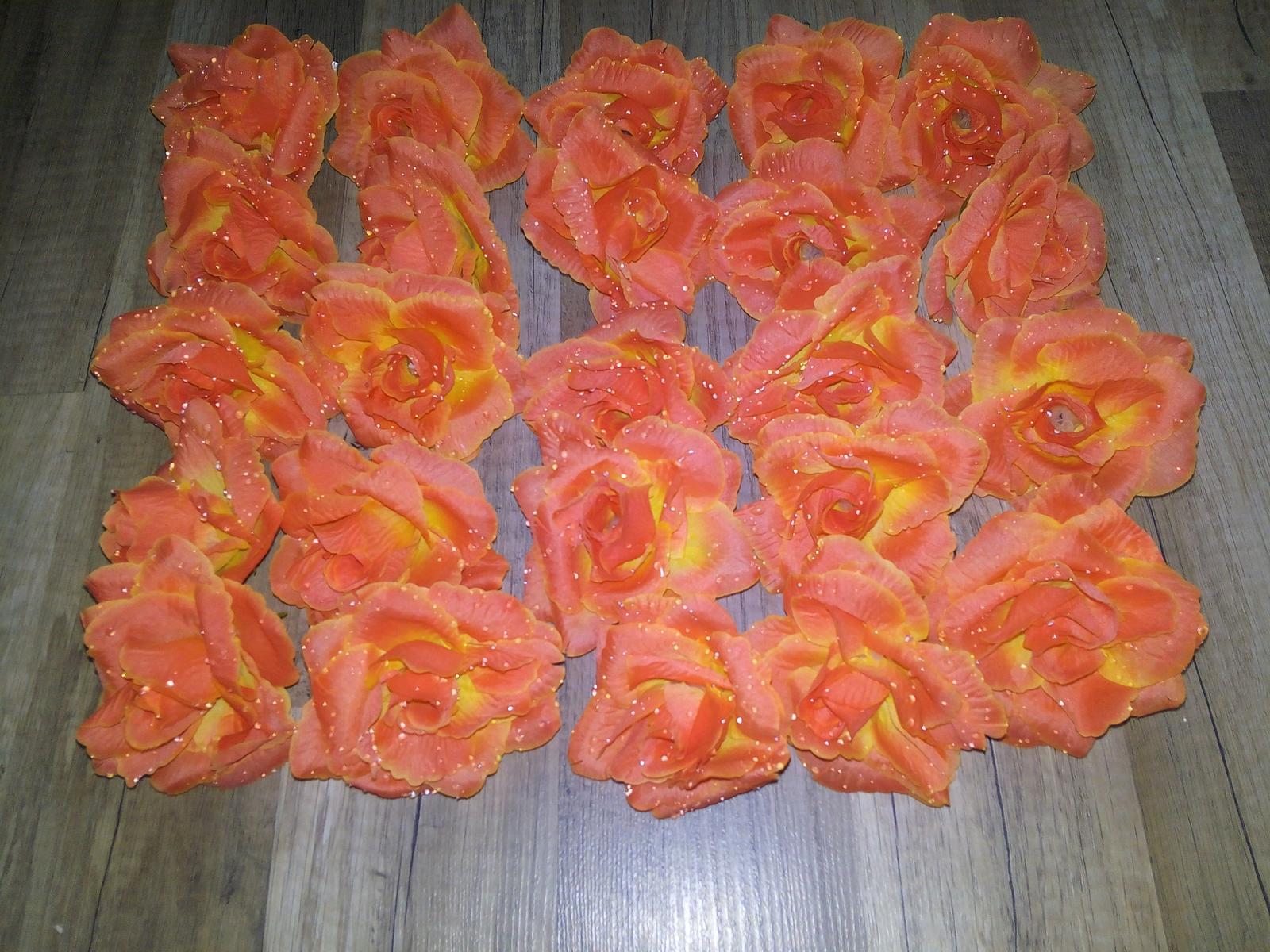 ruže 10 cm - Obrázok č. 1