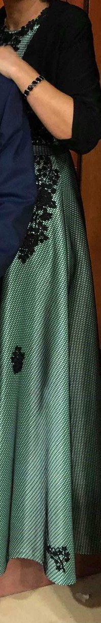 spoločenské šaty 42/44 značka Michell - Obrázok č. 2