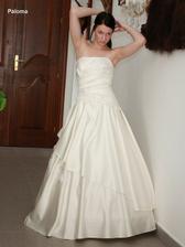 moje svadobne šaty už ich mam doma