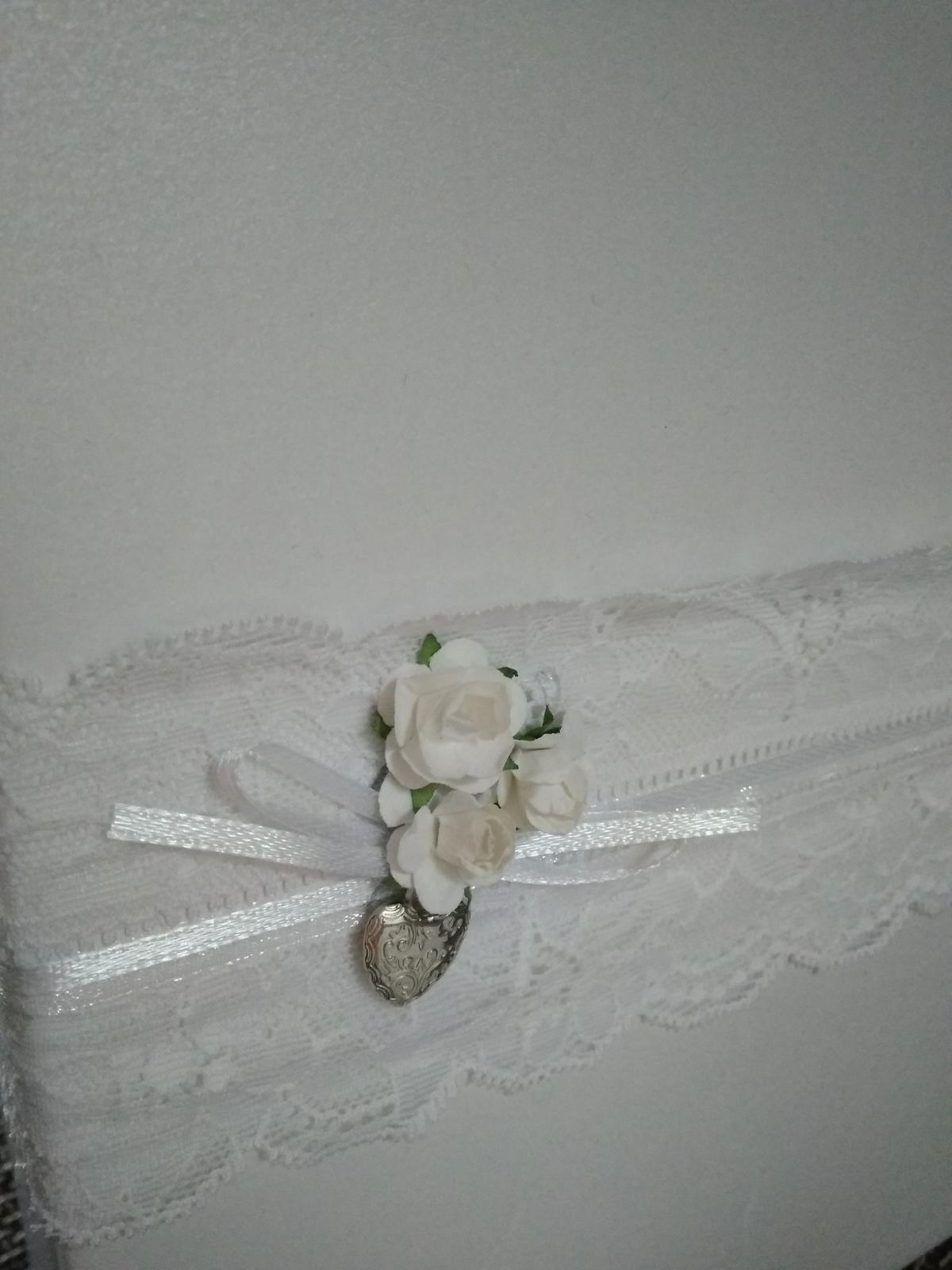 Album Naše svatba, dekorační krabice na přáníčka - Obrázek č. 3