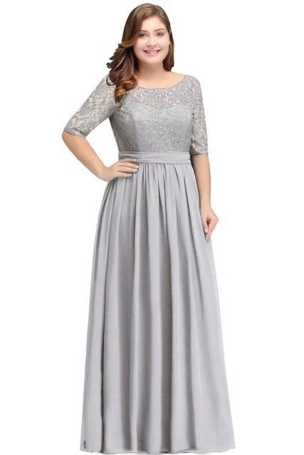 Spoločenské šaty 1846 - veľ. 44,46,48,50,52,54,56 - Obrázok č. 1