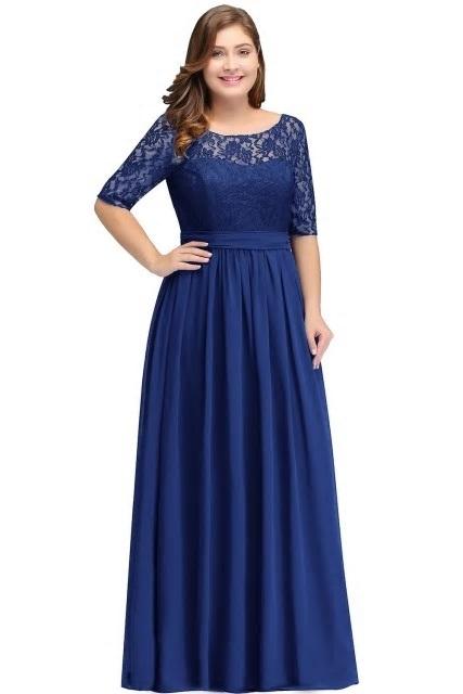 Spoločenské šaty 1847 - veľ. 44,46,48,50,52,54,56 - Obrázok č. 1