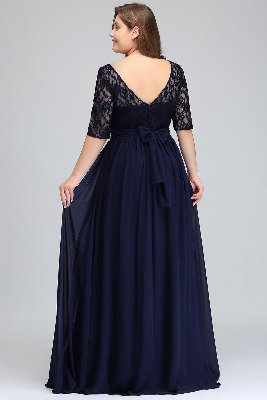Spoločenské šaty 1847 - veľ. 44,46,48,50,52,54,56 - Obrázok č. 3