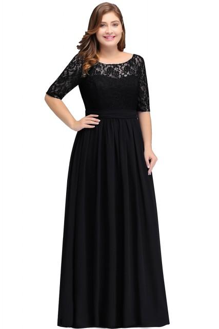 Spoločenské šaty 1849 - veľ. 44,46,48,50,52,54,56 - Obrázok č. 1