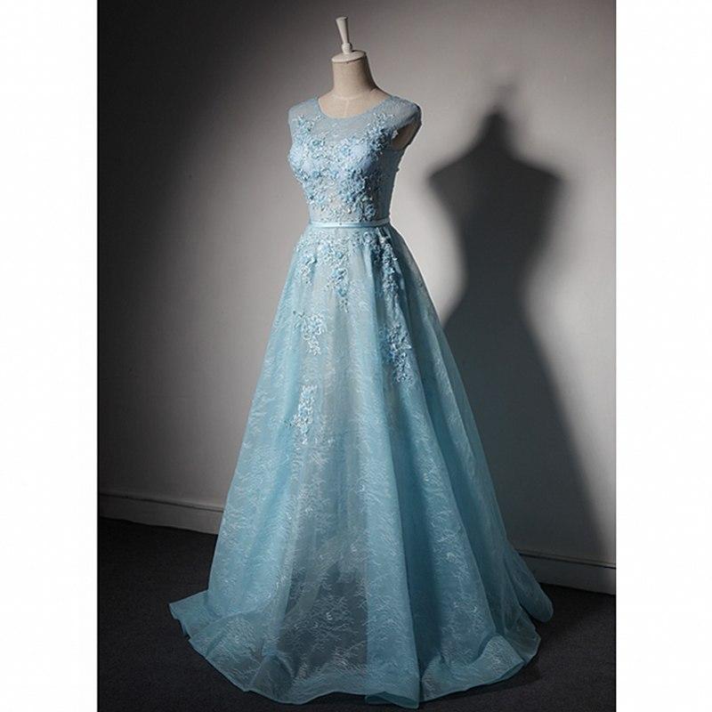 Spoločenské šaty 1456 - veľ. 32 až 56 - Obrázok č. 2