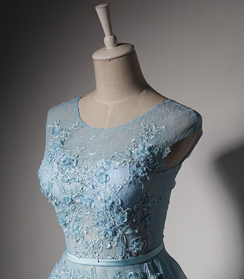 Spoločenské šaty 1456 - veľ. 32 až 56 - Obrázok č. 4