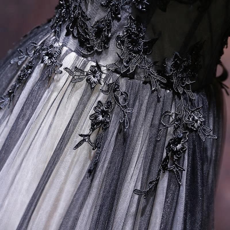 Spoločenské šaty 1453 - veľ. 32 až 56 - Obrázok č. 4