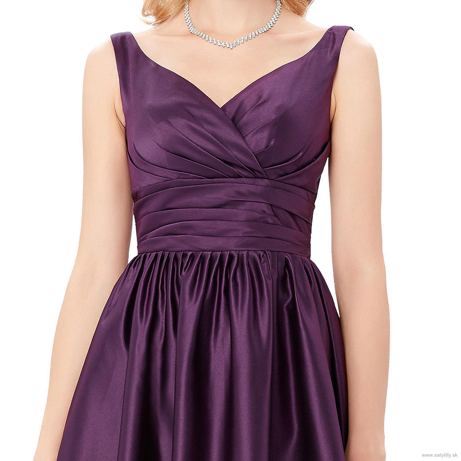 Spoločenské šaty 9126 - veľ. 34 dodanie IHNEĎ - Obrázok č. 3