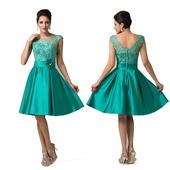 Spoločenské šaty 2053 - veľ. 34 dodanie IHNEĎ, 34