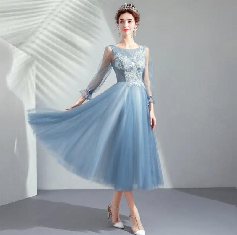 Spoločenské šaty 1916 - veľ. 32,34,36,38,40,42,44 - Obrázok č. 2